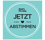 Stimmen Sie für mich auf HeartMyBlog.ch ab!